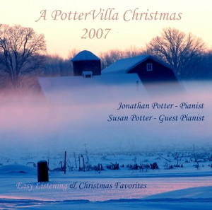 A PotterVilla Christmas Front
