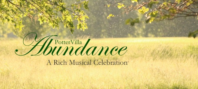 Abundance: A Rich Musical Celebration