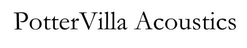 PotterVilla Acoustics